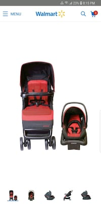 Cosco travel system- brand new in box-  Toronto, M1G 1H6