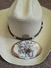 Larry Mahan's hat collection Los Angeles