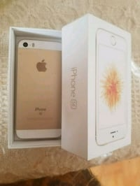iPhone5se 16gb factory unlocked  Mississauga, L5C 2E7