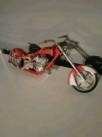Chopper motorcycle  Edmonton, T5T 6E2