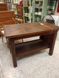 Wooden table/workbench
