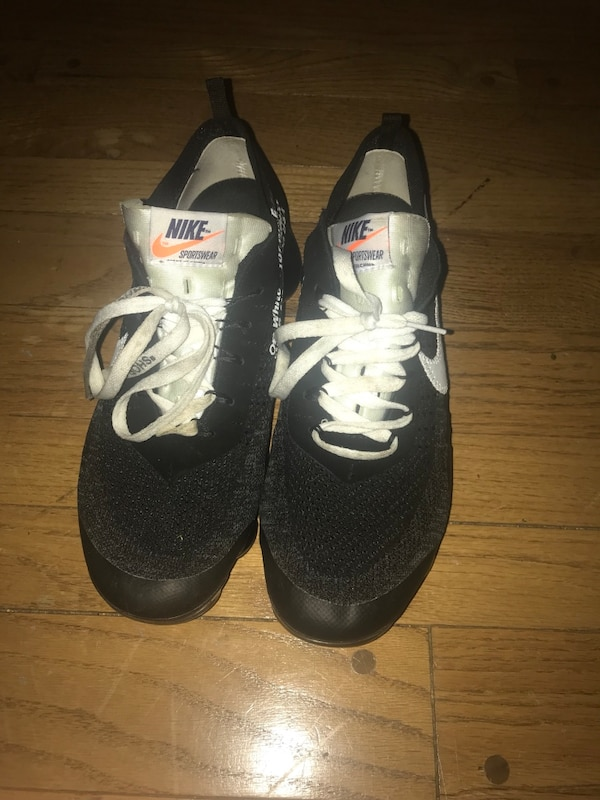 1f223113bd0a Used Nike air max off white for sale in Austell - letgo