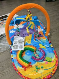 Tomy Lamaze Sit and See Gym  Markham, L6E