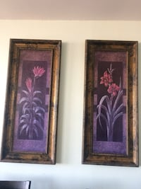 Twin paintings Chicago, 60614