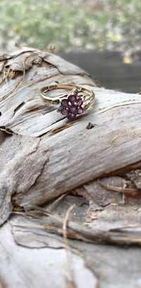 10k Gold Amethyst Ring size 7 Midwest City, 73130