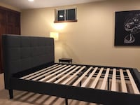 Beautiful full size bedframe !!! Free delivery  New York, 11234