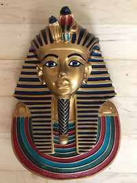 King Tut Wall Sculpture Bust Arlington, 22206