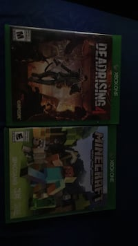 Two xbox one games Winnipeg, R3A