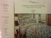 3pc Queen Duvet Covers 538 km
