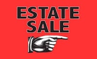 Large 4 bedroom home Furniture, kitchenware, dining sets, silver, small kitchen appliances, clothes, garage full of tools, equipment  and so much more!!