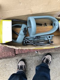 gray and black miter saw Central Islip, 11722
