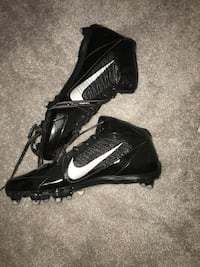Football cleats size:14