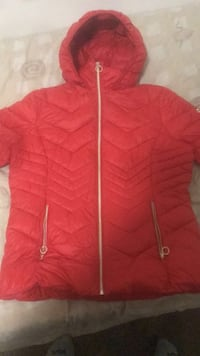 Red Large Mk Coat