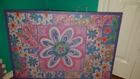 purple and multicolored floral printed board Brownsville, 78526