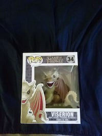10 dollars game of thrones funko pop viserion  Fall River, 02720