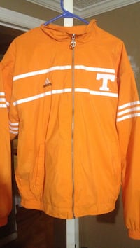 Adidas zip up tennessee jacket