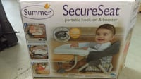 Summer Infant SecureSeat Hook-On and Booster Tempe