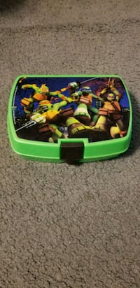 TMNT lunch containers Miamisburg, 45342