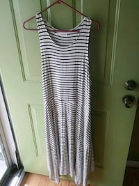 Long striped dress Conway, 29526