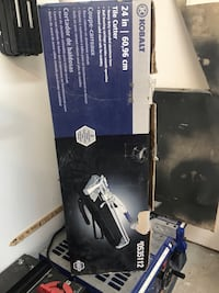 Never used Kobalt 24 inch tile cutter. Located in Madisonville$70