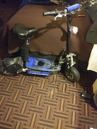 Super Turbo 1000 Elite scooter obo