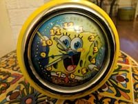 Spongebob Alarm Clock Nottingham, 21236