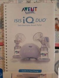 Avent double electric Pump Calgary, T1Y 4E1