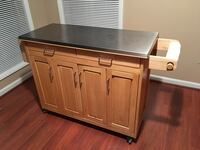 Kitchen Island Herndon, 20171