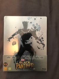 Black Panther Blu-Ray Steelbook Laval, H7W