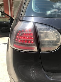 Golf 5 Arka Stop Led li