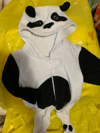 Panda PJ's for 3 month old