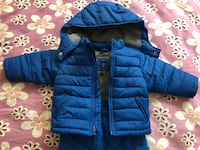 Gap winter jacket with snow pant Calgary, T2P