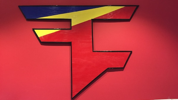 used red yellow and blue faze logo for sale in lake zurich letgo