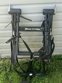 black Frontier car bicycle rack New Hamburg, N3A 1W1