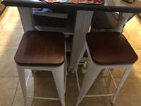Very nice stools,Farm house style Glendale, 85302