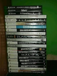 Xbox 360 and Xbox One games Cambridge, N1S 4X3
