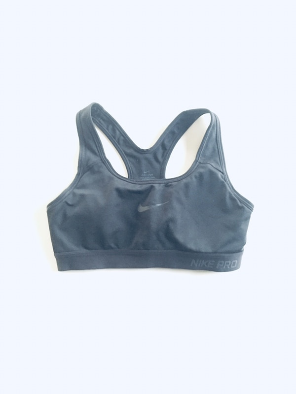 4d718dce7073d Used Nike Dr-Fit Black Sports Bra for sale in Toronto - letgo