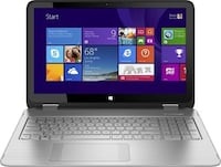 "$600HP-ENVY x360 2-in-1 15.6"" Touch-Screen Laptop - Intel Core i5 - 8GB Memory 750GB Hard Drive - Natural Silver  Vienna, 22182"