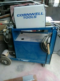 Cornwell tig machine with argon bottle Spanish Fort, 36527