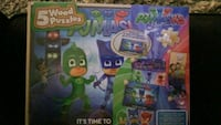 PJ MASKS WOOD PUZZLES Edwardsburg, 49112