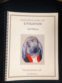 INTRODUCTION TO LITIGATION BOOK