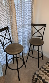 2 Perfect Condition Bar Stools Dumfries, 22025
