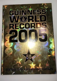 Guinness World Records 2005  Olney