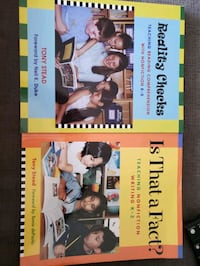 Tony Stead educational books Mississauga, L5B 4N3