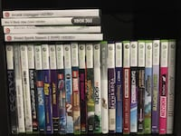 xBox 360 Kinect, 320gb extra storage, Lego Dimensions, 2 controllers with 1 rechargeable battery and 35 games  Salinas, 93906