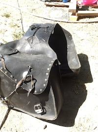 Leather saddle bags Grand Junction, 81501