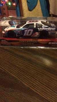 white and black Valvoline die cast