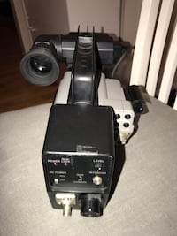 Panasonic F15 video camera without cable/charger