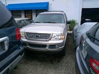 2002 FORD EXPLORER, GREAT COND., NEEDS ENGINE WORK