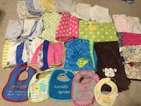 Nursing blankets, blankets, burp clothes, wash clothes and bibs Mesquite, 75150